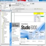دانلود نرم افزار RSLOGIX Studio500 V3